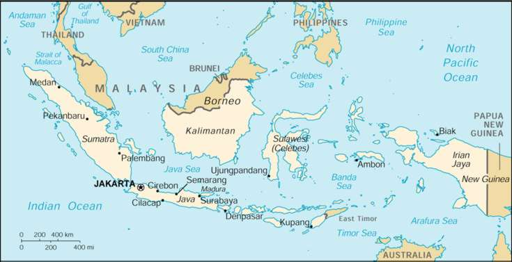 Up Travel Maps Of Indonesia Indonesia Maps - Indonesia map